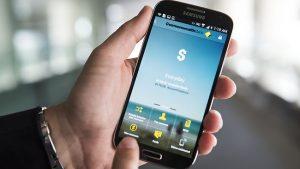 Saavi mobile app